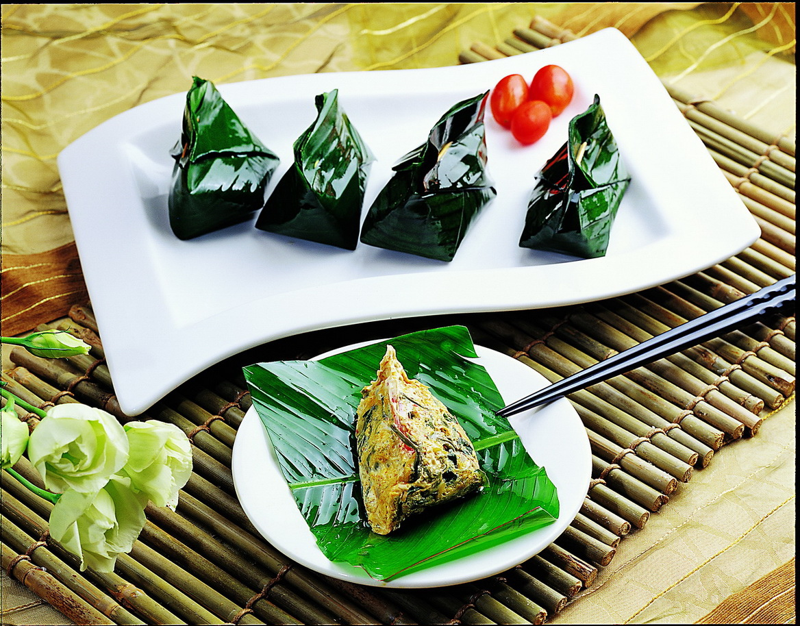 印尼裹粽 pepes