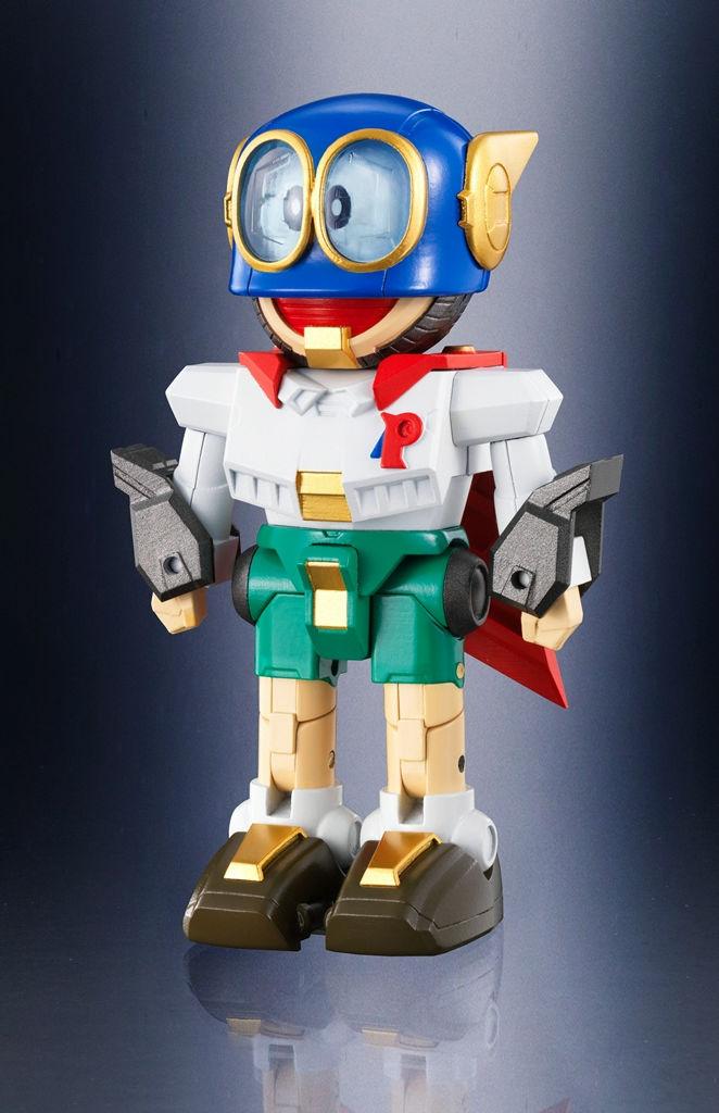 哆啦A夢超合金 小超人帕門 1號