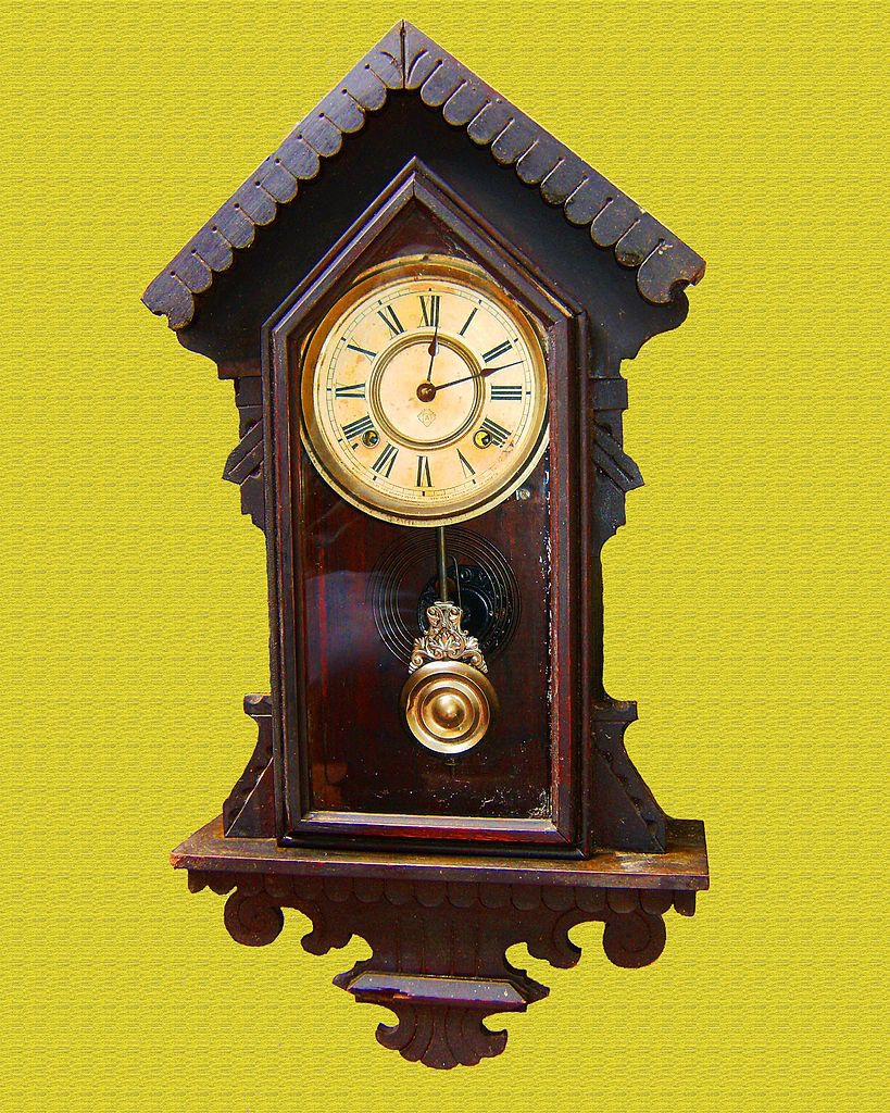 擺鐘 Ansonia_Clock_Co