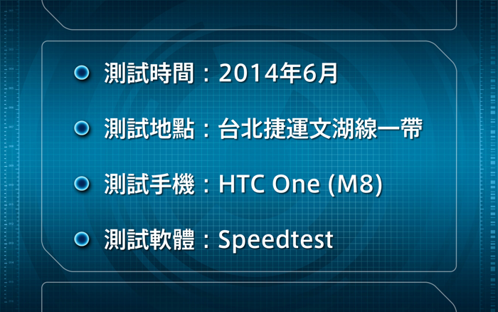 4G速率實測報告02