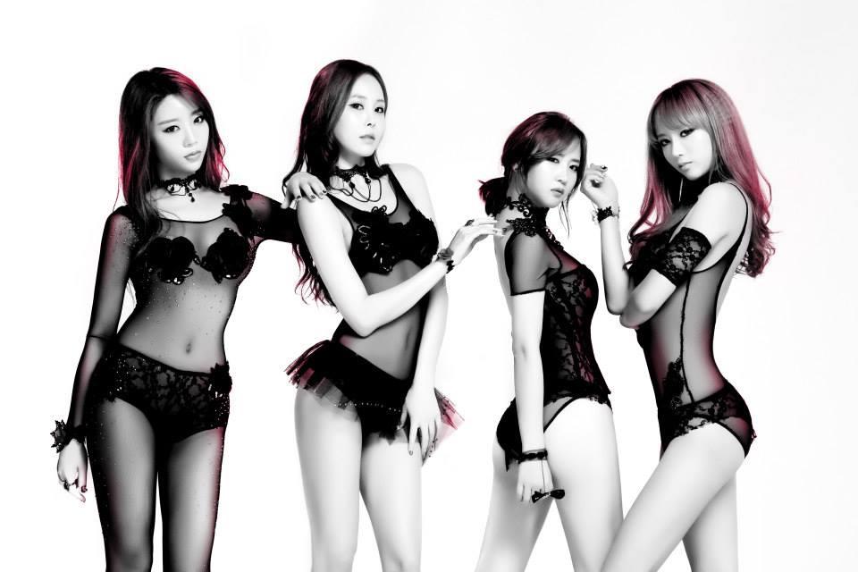 4L Four Ladies 포엘
