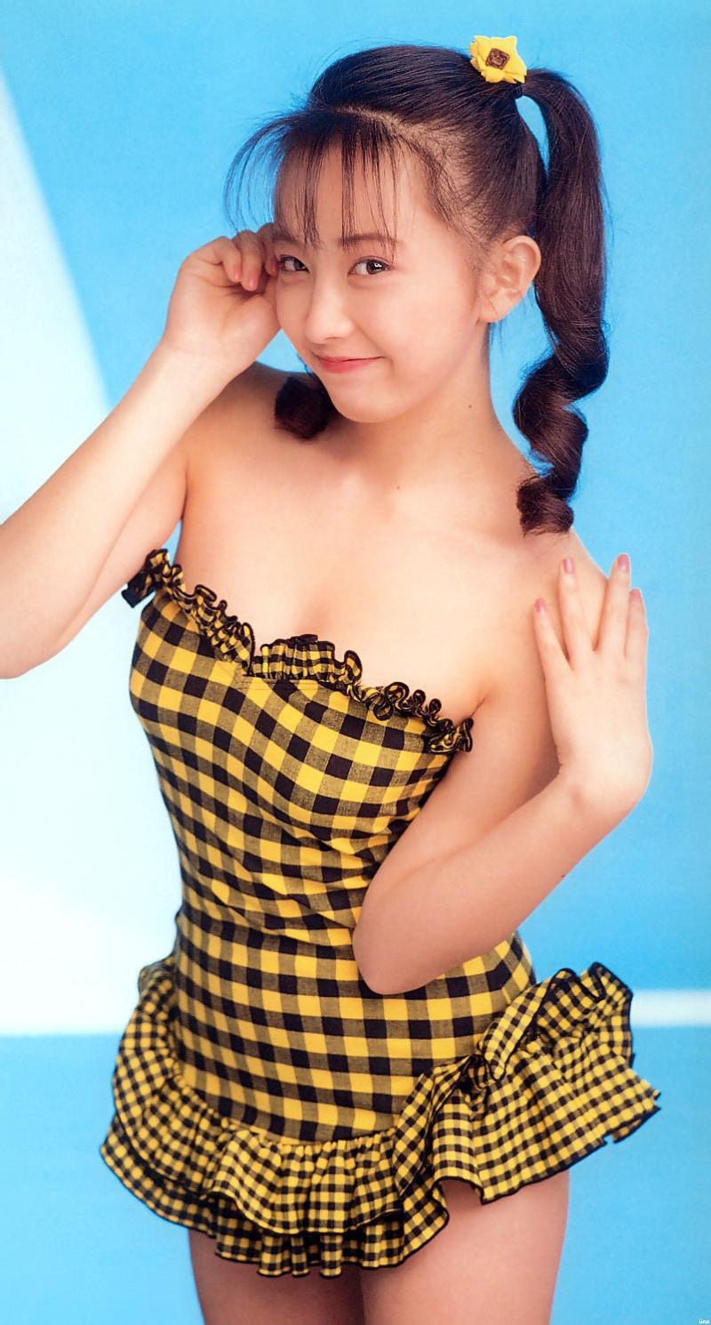 高橋由美子 17歳