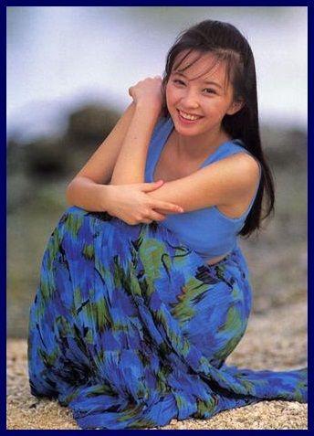 高橋由美子 20歳