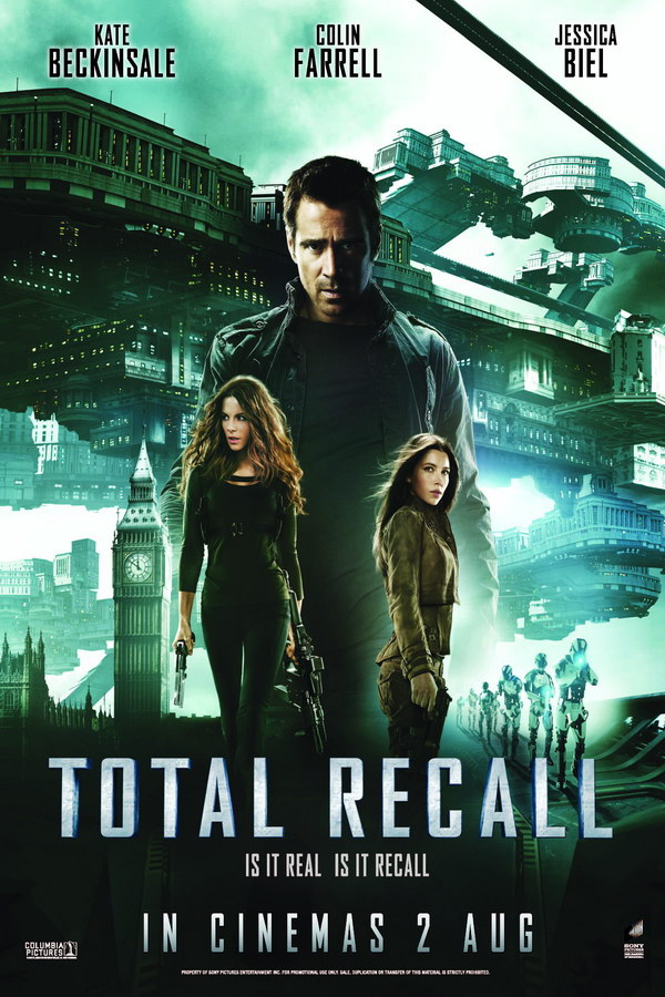 攔截記憶碼  Total-Recall-Poster