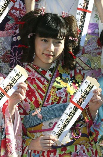 AKB48的島崎遙香 轉大人了