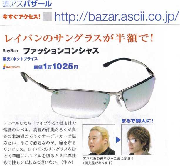 太陽眼鏡的誤會