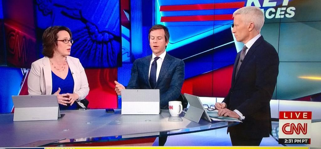 CNN caught using Microsoft Surface as iPad kickstand