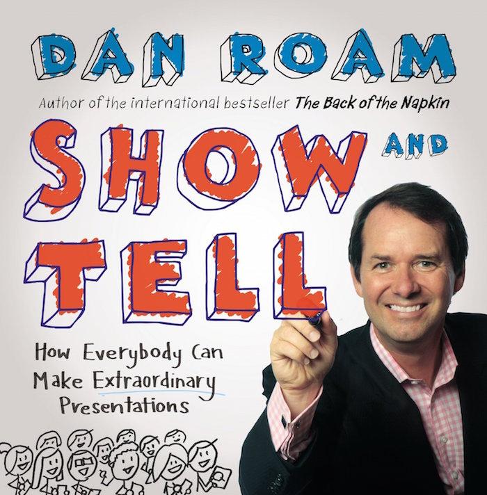 Show and Tell 丹.羅姆 Dan Roam