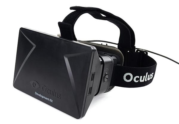 虛擬實境顯示器 Oculus Rift