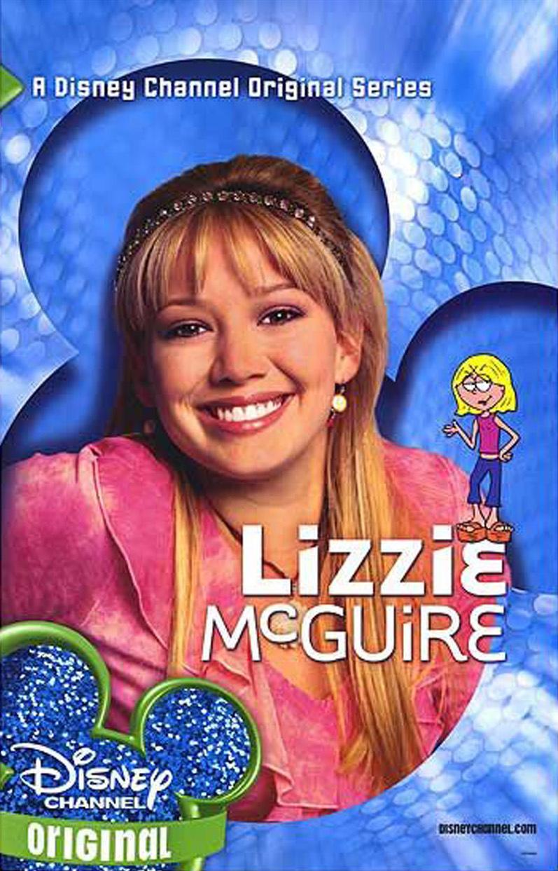 平民天后 The Lizzie McGuire