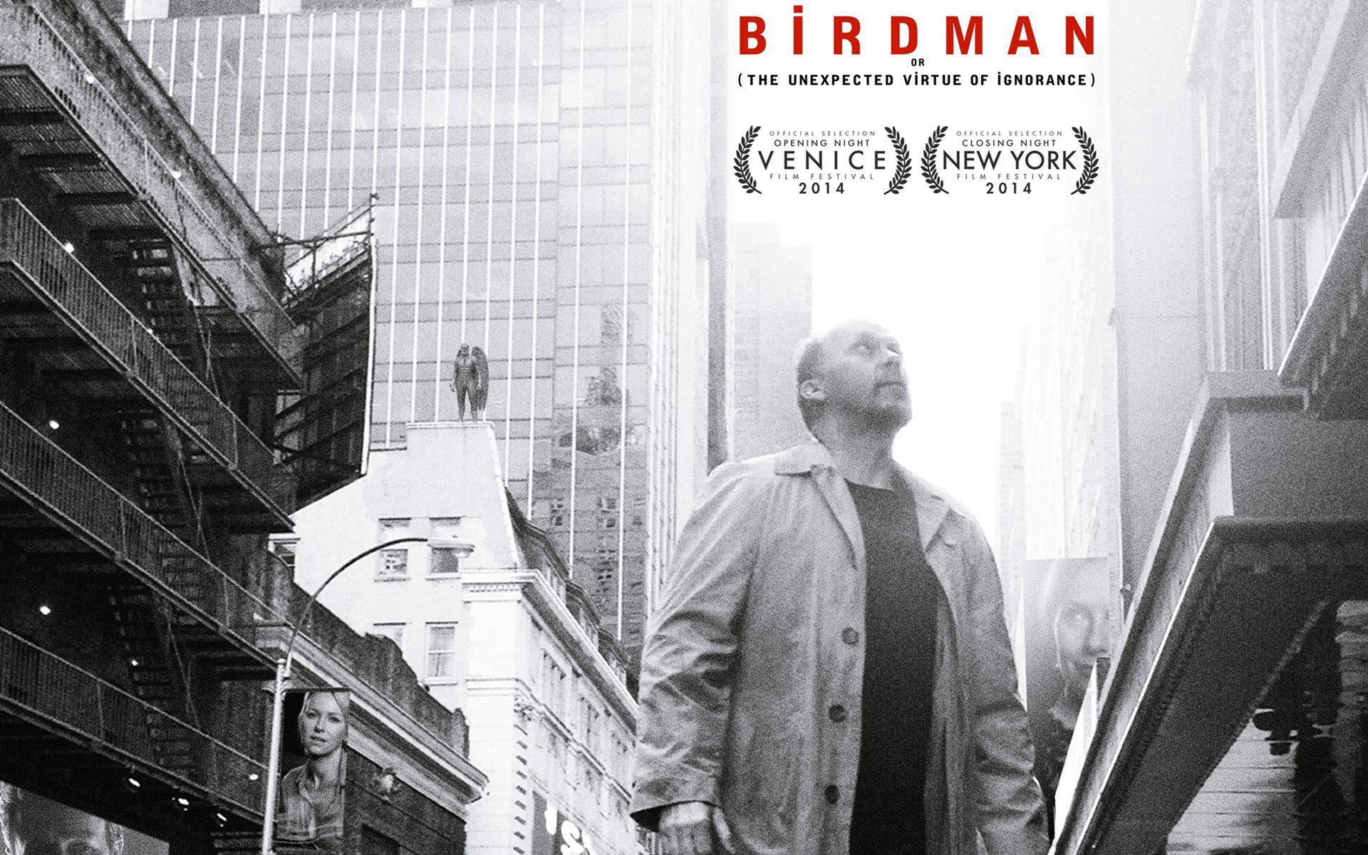 Birdman 鳥人