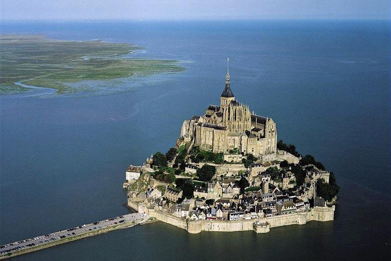 聖米歇爾山 Mont-Saint-Michel