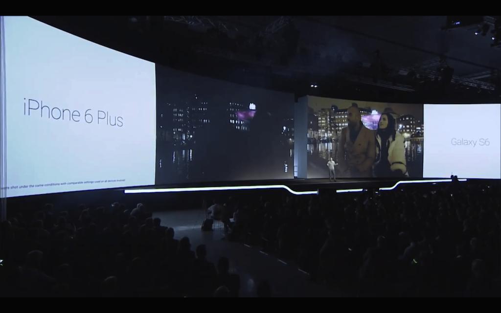 Galaxy S6 投影片