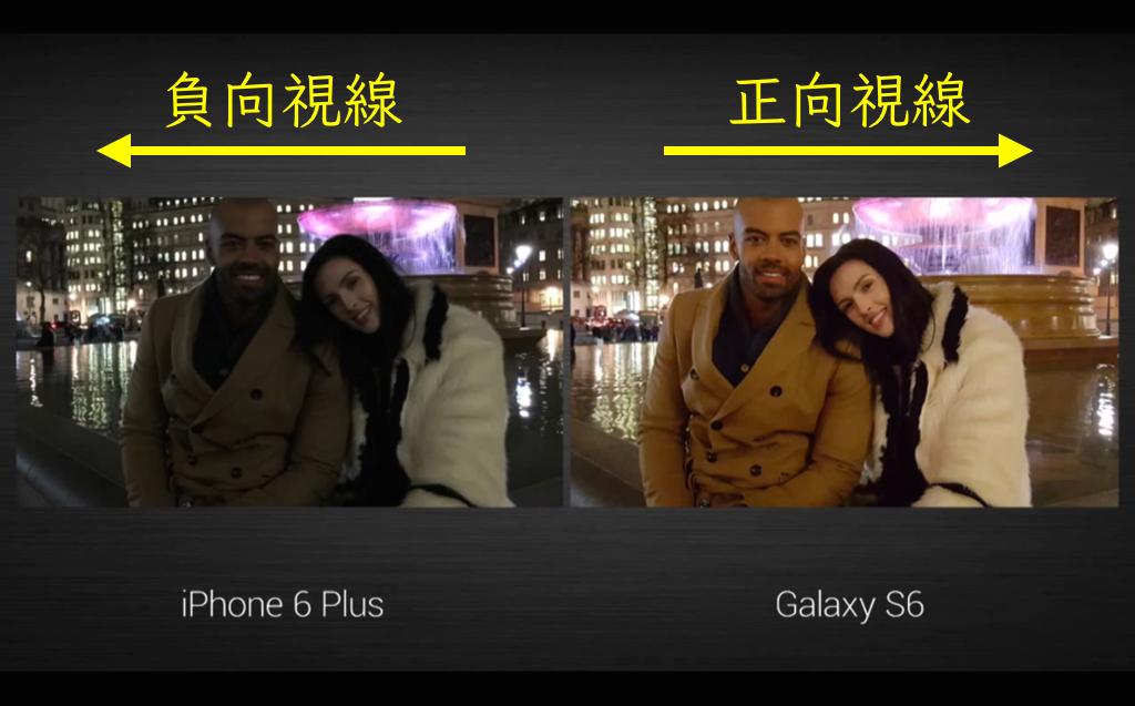 Samsung Galaxy S6 投影片