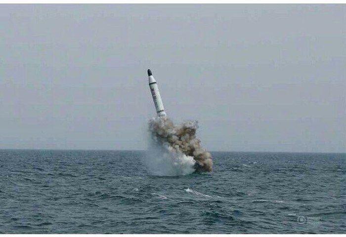 潛射彈道飛彈 SLBM