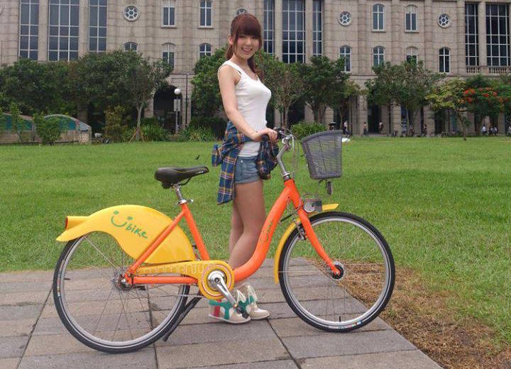 史上最大單車走光