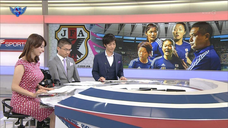 杉浦友紀:視覺大滿足的體育主播