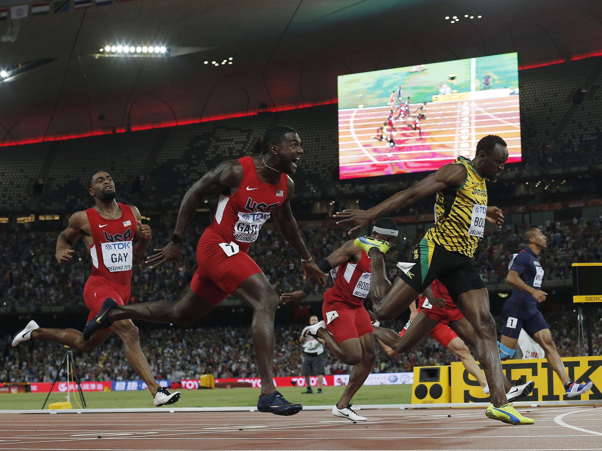 波爾特 Usain Bolt