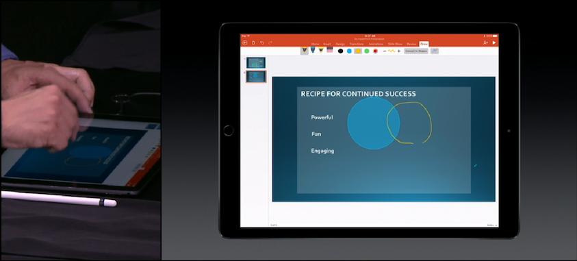 iPad Pro 超適合做 PPT