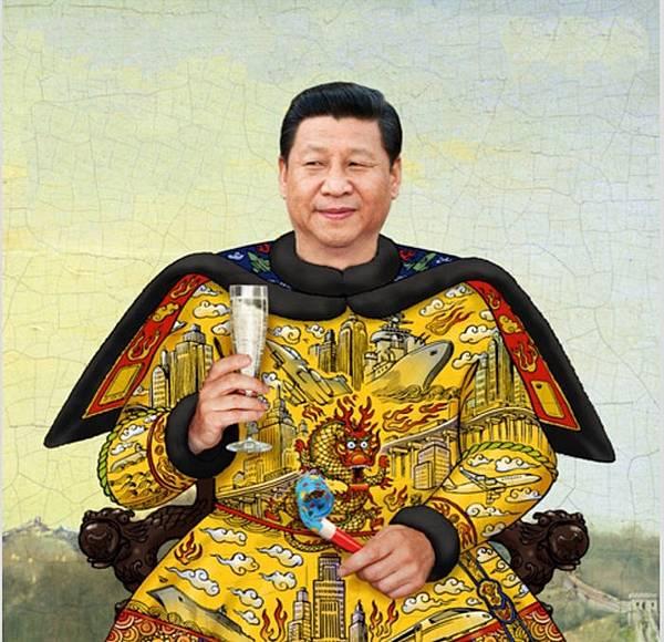 習皇帝 習近平