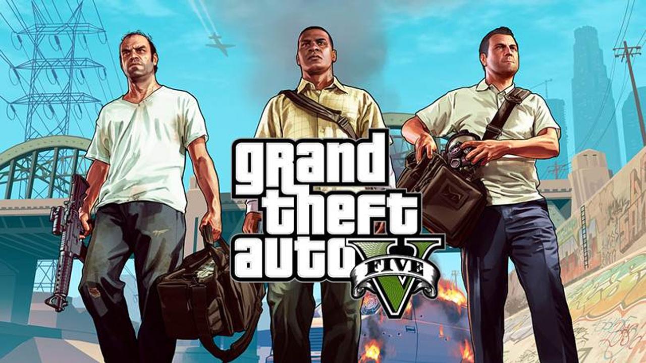 俠盜獵車手V  Grand Theft Auto V