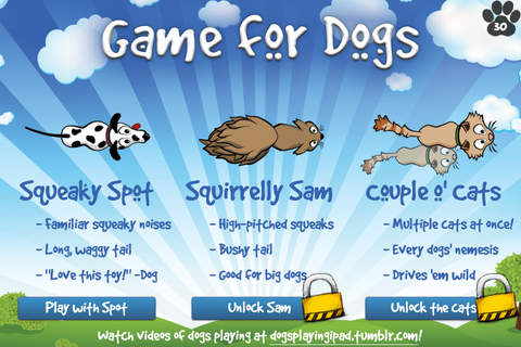 Game for Dogs