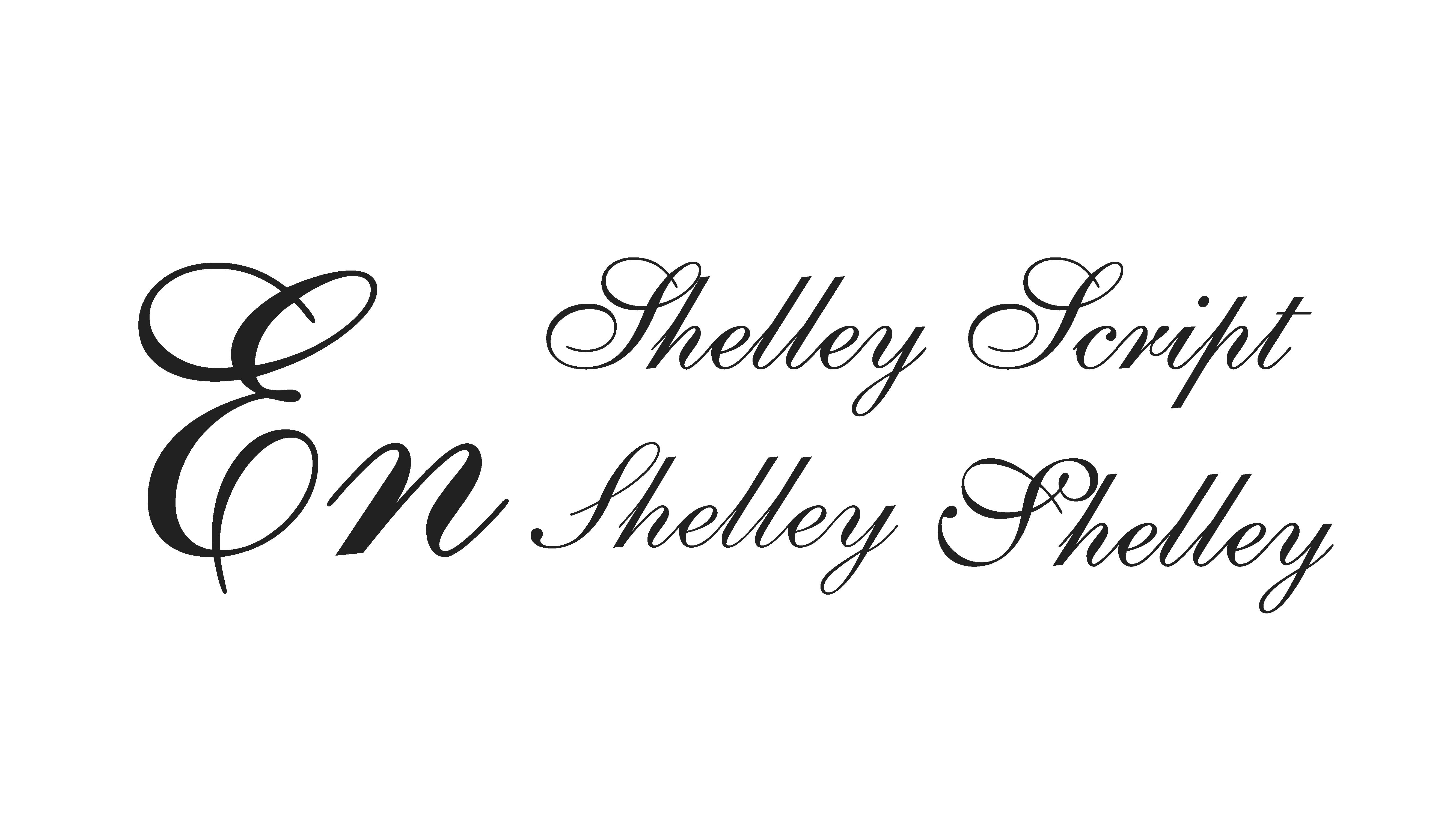 Shelley Script
