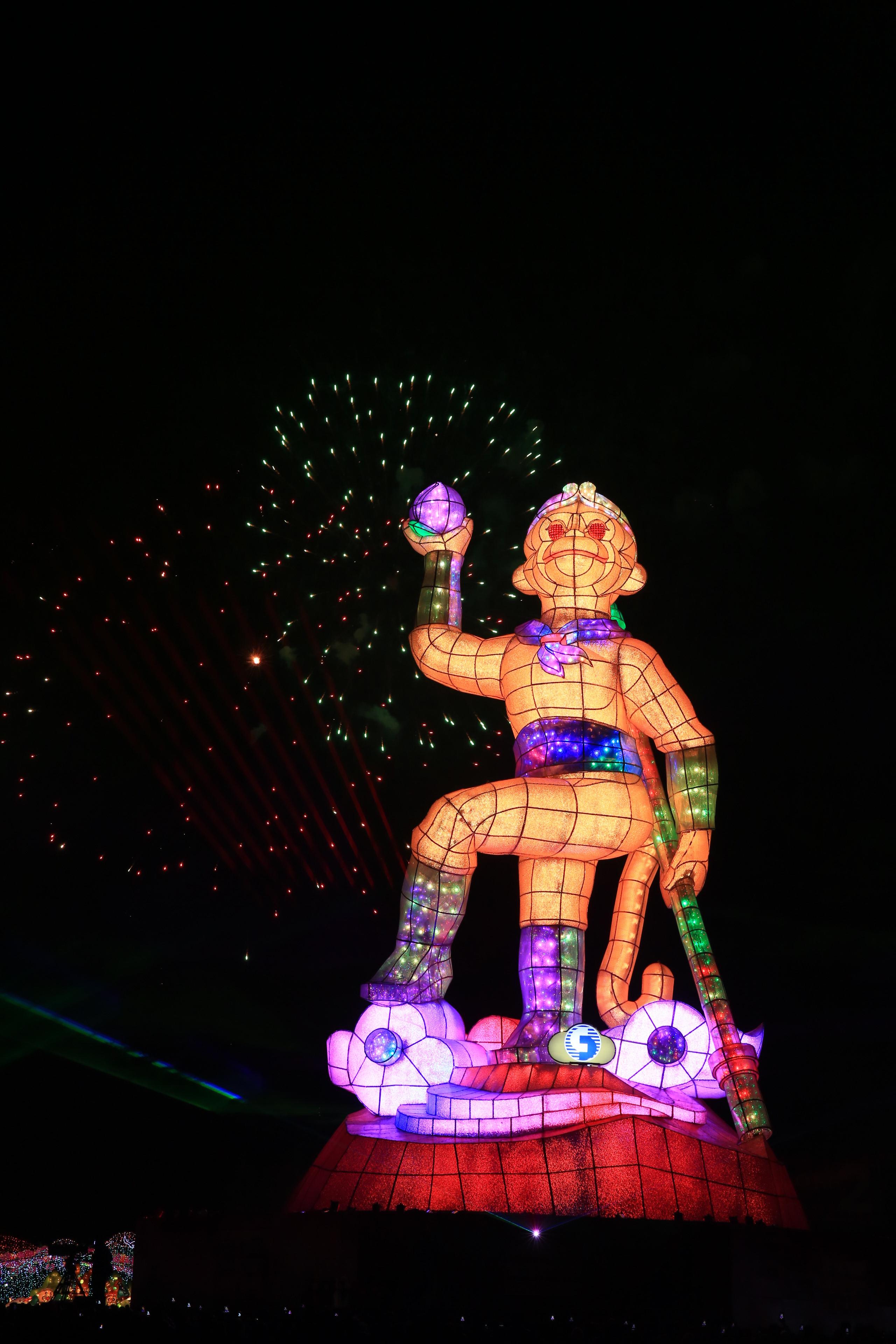 2016台灣燈會在桃園的敗筆
