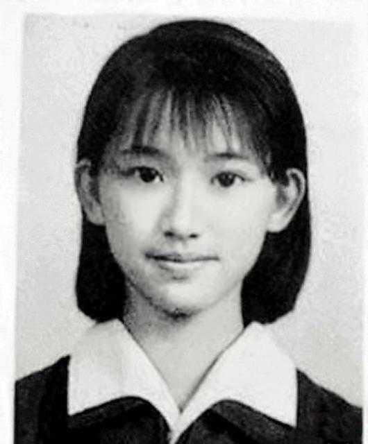 林志玲 高中