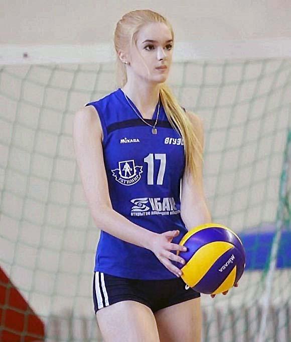排球芭比曼悠娜
