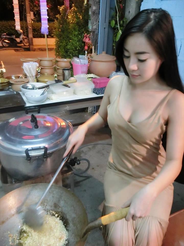 清萊超辣小吃店老闆娘