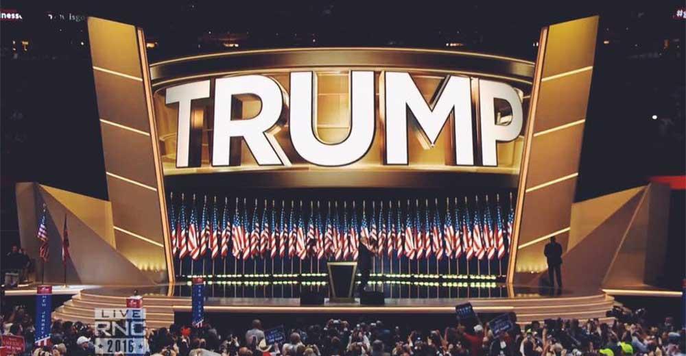 Trump gotham 2016