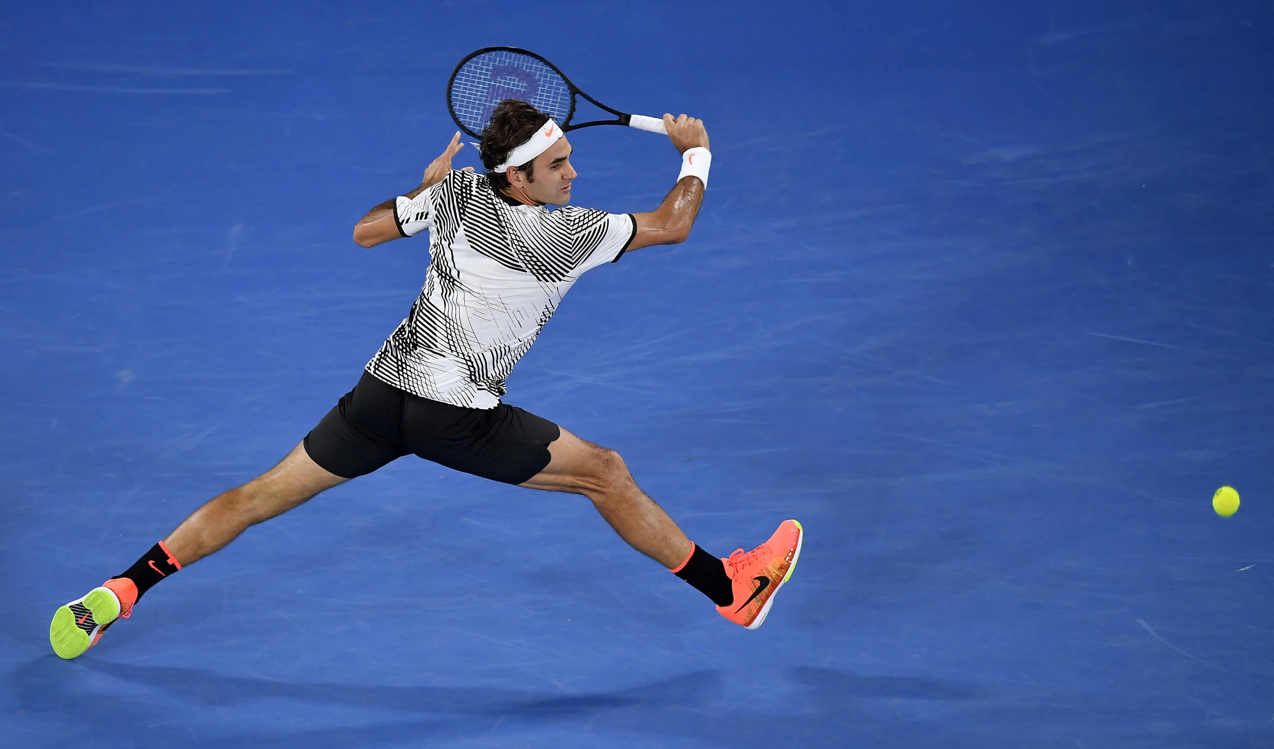 Federer 2017