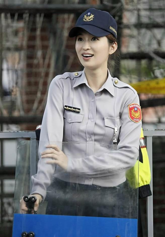 警界林志玲羅惠君