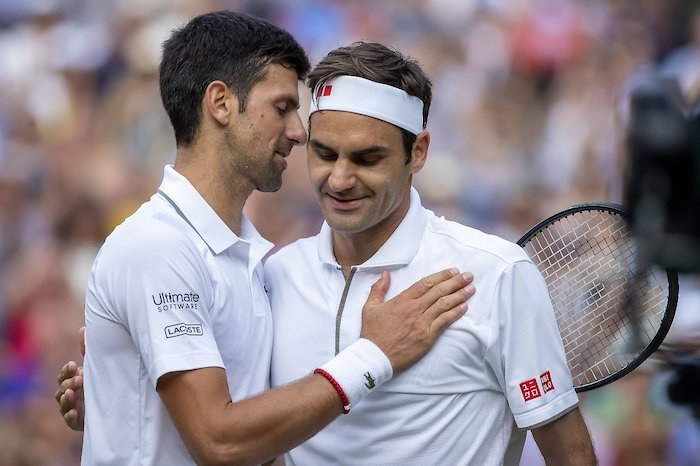 得之莫喜 失之非禍 Novak Djokovic Roger Federer.jpg