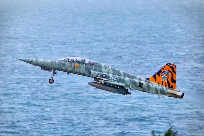 不疾不徐 低空飛掠 F5E.jpg