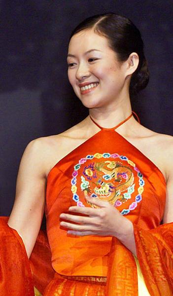 中式刺繡肚兜