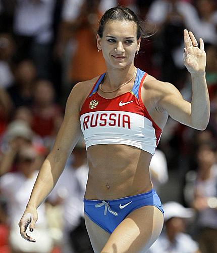 葉蓮娜·伊辛巴耶娃