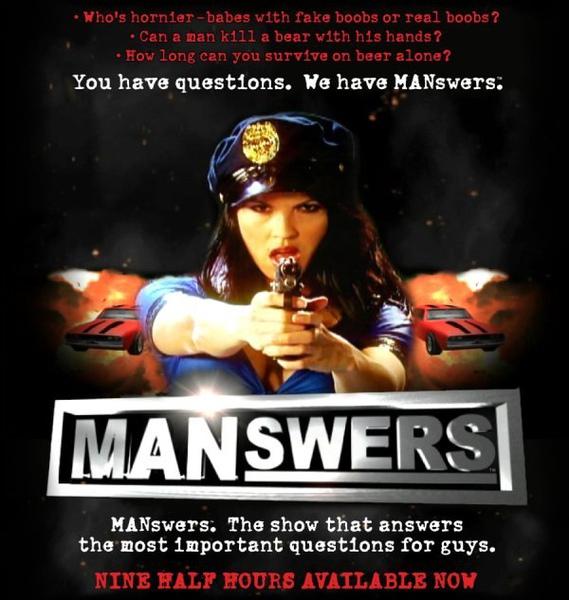 《男人答案》(MANswers)