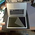 "Apple Macbook pro15""AG霧面版貼頂級AR鍍膜(螢幕保護貼)"