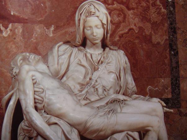 米開朗基羅 聖母