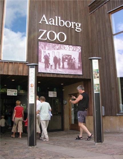 Aalborg Zoo   奧爾堡動物園