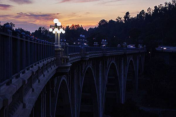 Pasadena bridge-1