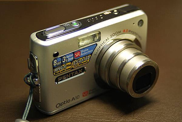 Pentax optio A10-1
