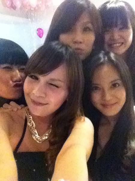 9/15黑色小禮服party