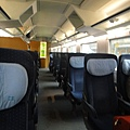ICE車廂內部