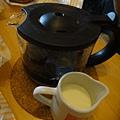 姊夫煮的咖啡~好喝!