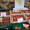 好多草莓好想吃喔...QQ