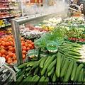 超市內的菜菜