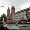 姐家附近的教堂